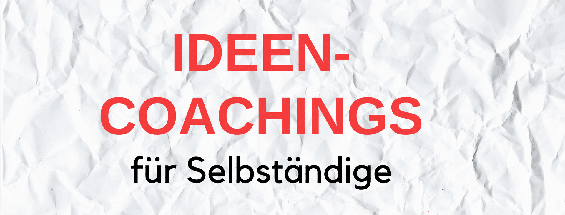 Ideen-coachings-fuer-selbststaendige