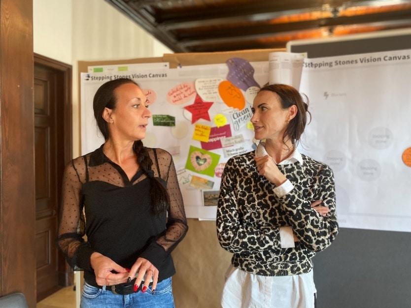 New Work, Agilität und Nachhaltigkeit: Der Initialzünder-Zukunftsworkshop, denn die Zukunft ist jetzt!